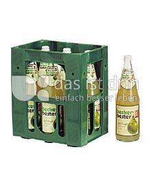 Produktabbildung: beckers bester Apfelsaft 6 l