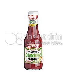 Produktabbildung: Werder Tomaten-Gewürz-Ketchup 450 ml