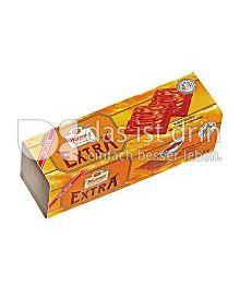 Produktabbildung: Wurzener Waffelblätter mit Zartbitterschokolade 100 g