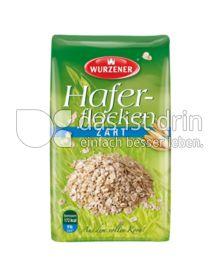 Produktabbildung: Wurzener Haferflocken Zart 500 g