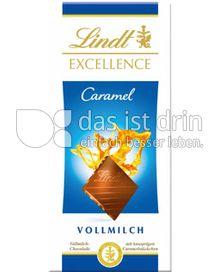 Produktabbildung: Lindt Excellence Caramel 100 g