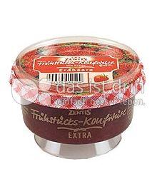 Produktabbildung: Zentis Frühstücks-Konfitüre 225 g