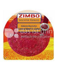 Produktabbildung: Zimbo Corned Beef 150 g