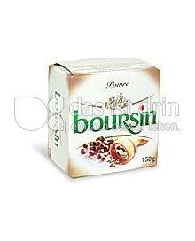 Produktabbildung: BEL Deutschland Boursin Pfeffer Portionen 96 g