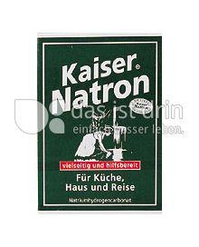 Produktabbildung:  Kaiser Natron 50 g
