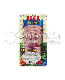 Produktabbildung: Beck Bierschinken 75 g