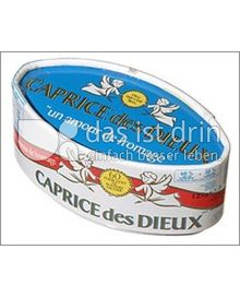 Produktabbildung: Caprice des Dieux 150 g