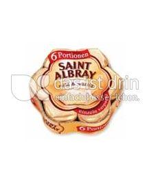 Produktabbildung: SAINT ALBRAY CREMIG LEICHT 200 g