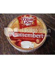 Produktabbildung: Coeur de Lion Camembert 240 g