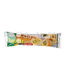 Produktabbildung:  Baguette mit Kräuterbutter 175 g
