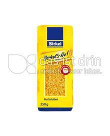 Produktabbildung: Birkel`s No.1 Buchstaben 250 g