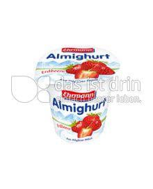 Produktabbildung: Ehrmann Almighurt Erdbeer 150 g