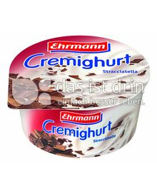Produktabbildung: Ehrmann Cremighurt Stracciatella