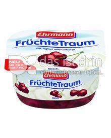 Produktabbildung: Ehrmann FrüchteTraum Kirsche 125 g