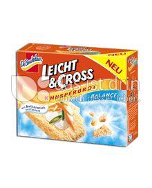 Produktabbildung: Griesson Leicht&cross Knusperbrot Balance
