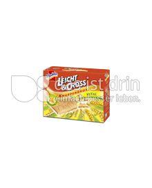 Produktabbildung: Leicht&Cross Knusperbrot Vital 125 g