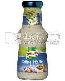 Produktabbildung: Knorr Grüne Pfeffer Sauce 250 ml
