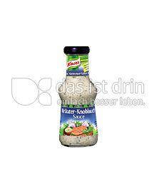 Produktabbildung: Knorr Kräuter-Knoblauch Sauce 250 ml