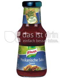 Produktabbildung: Knorr Mexikanische Salsa Sauce 250 ml