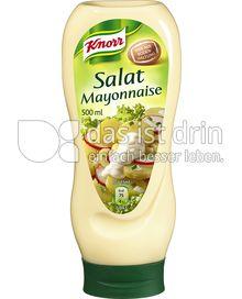 knorr salat mayonnaise 490 0 kalorien kcal und. Black Bedroom Furniture Sets. Home Design Ideas