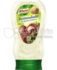 Produktabbildung: Knorr Remoulade mit feinen Kräutern 250 ml