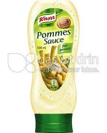 Produktabbildung: Knorr Pommes Sauce 500 ml