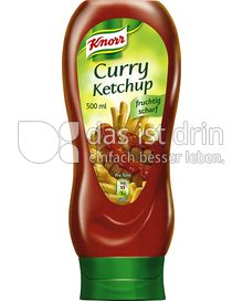 Produktabbildung: Knorr Curry Ketchup 500 ml