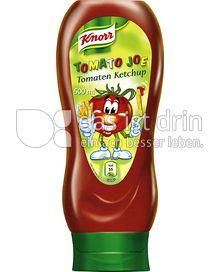 Produktabbildung: Knorr Tomato Joe Kinder Ketchup 500 ml