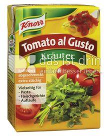 Produktabbildung: Knorr Tomato al Gusto Kräuter 370 g