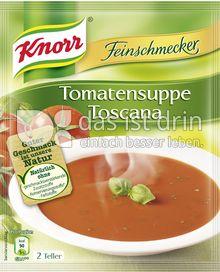Produktabbildung: Knorr Feinschmecker Tomatensuppe Toscana 500 ml