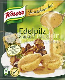 Produktabbildung: Knorr Feinschmecker Edelpilz Sauce 250 ml