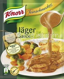 Produktabbildung: Knorr Feinschmecker Jäger Sauce 250 ml