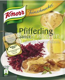 Produktabbildung: Knorr Feinschmecker Pfifferling Sauce 250 ml