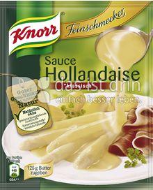 Produktabbildung: Knorr Feinschmecker Hollandaise Sauce klassisch 250 ml