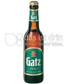 Produktabbildung: Gatz Altbier 0,33 l
