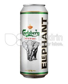Produktabbildung: Carlsberg Elephant Beer 0,33 l