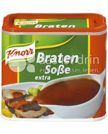 Produktabbildung: Knorr Bratensoße Extra 2,5 l