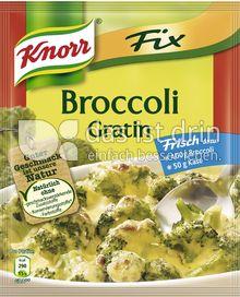 Produktabbildung: Knorr Fix Broccoli-Gratin 54 g