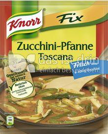 Produktabbildung: Knorr Fix Zucchini-Pfanne Toscana 42 g