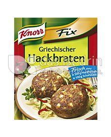 Produktabbildung: Knorr Fix Griechischer Hackbraten 85 g