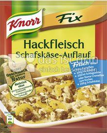 Produktabbildung: Knorr Fix Hackfleisch Schafskäse-Auflauf 43 g