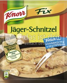 Produktabbildung: Knorr Fix Jäger-Schnitzel 47 g