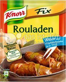 Produktabbildung: Knorr Fix Rouladen 34 g