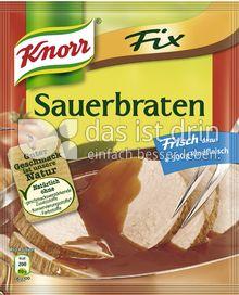 Produktabbildung: Knorr Fix Sauerbraten 37 g