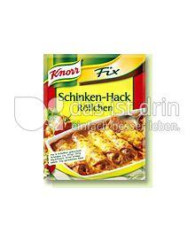 Produktabbildung: Knorr Fix Schinken-Hack Röllchen 31 g