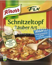 Produktabbildung: Knorr Fix Schnitzeltopf Räuber Art 42 g