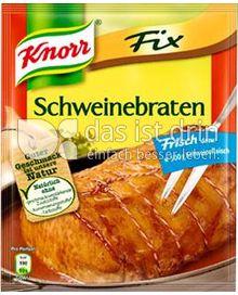 Produktabbildung: Knorr Fix Schweinebraten 41 g