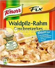 Produktabbildung: Knorr Fix Waldpilz-Rahm Geschnetzeltes 40 g