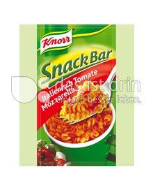 Produktabbildung: Knorr Snack Bar Italienisch Tomate Mozzarella 50 g