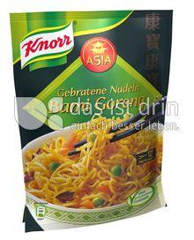 Produktabbildung: Knorr Snack Bar Asia Gebratene Nudeln Bami Goreng 123 g